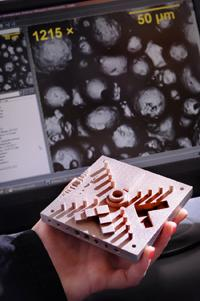 Range of 3D Printing Metals Growing