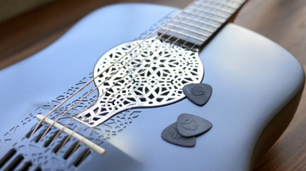 3D Printing and Its Effect on Guitars