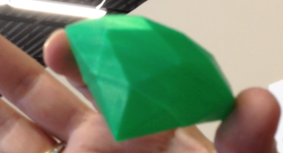 3D Prints See Through Object- New Innovations