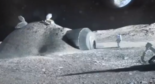 3D Printing on the Moon – Lunar 3D Printing and European Space Agency
