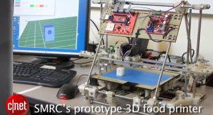 3D Printed Pizza – Why Wait for Delivery