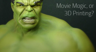 Movie Magic or 3D Printing?