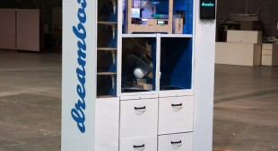 3D Printing Vending Machines – Dreambox Makes 3D Printed Objects