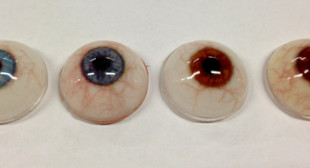 Prosthetic Eyes Cheaper and Faster to 3D Print