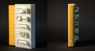 First 3D Printed Book Cover – Art, Innovation or Just Publicity?