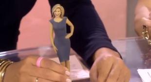 3D Printing Sculptures – Make a 3D Printed Image of Yourself With Kathie Lee