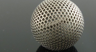 Million Dollar 3D Printer Gives You Titanium Balls – 3D Printing With Metals