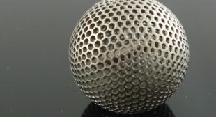 Million Dollar 3D Printer Gives You Titanium Balls – 3D Printing With Metals