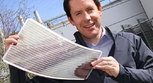 3D Printing Flexible Solar Panels
