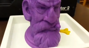 3D Printing Technology News – MakerBot Used To 3D Print a Face