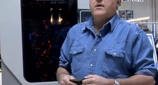 3D Printed Auto Parts – Jay Leno Discusses 3D Printing