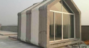 10 Houses 3D-Printed In 24 Hours