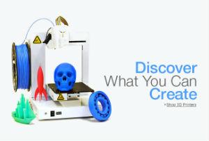 3D Printing Store - Buy 3D Printing Parts, Materials and 3D Printers