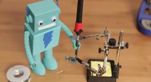 3D Printing Fil on 3D Printing Kit to Make Custom Adabot Robots