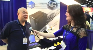 3D Printing Video Interview – Manufacturing Show With Chinese 3D Printing Firm