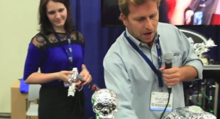 3D Printing Channel Interview With Spectra Chrome – 3D Printing Innovations at Trade Show