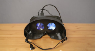 Build Your Own 3D Printed Video Goggles
