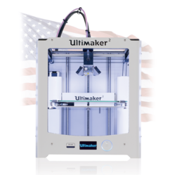 3D Printing Firm Ultimaker Launches in the USA