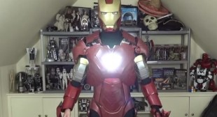 How to Build a 3D Printed Iron Man