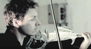 3D Printed Musical Instruments – The First 3D Printed Violin Review