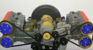 3D Printing Industry Videos – 3D Printed Subaru Engine