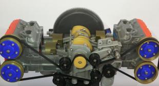 3D Printing Industry Videos – 3D Printed Subaru Engine