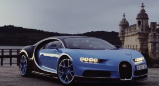 3D Printed Brakes On A Bugatti!