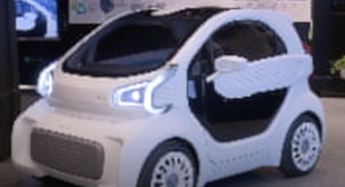 3D Printed Car – On The Market By 2019