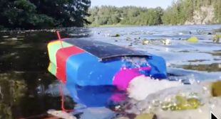 3D Printed Boat That Actually Works!